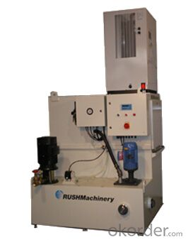 FC-300 series Grinding Fluid Filtration Systems filter grinding oils