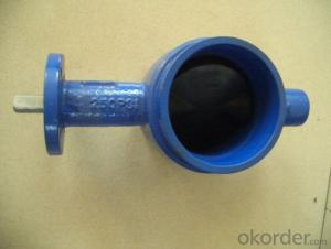 Casting and Machining Valve Used for Water and Oil