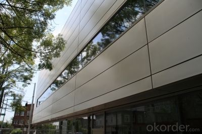 Ouside wall cladding ,Architecture/Exterior decoration