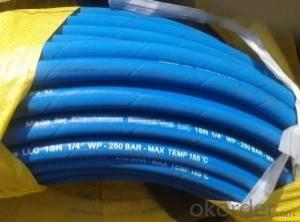 Hydraulic Hose DIN/En 857 2sn Wg with competitive price and high quality