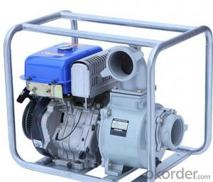 Kerosene water pump,single cylinder,level, power output axis,Kerosene Engine