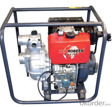 Diesel Water Pump, ROP series, good quality