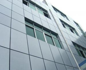 Cladding panle, Various Colors, Good Decorative Effect