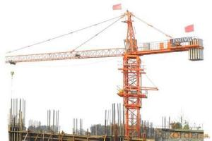 FUXIANG Tower Cranes TC5512 (Top-Slewing)
