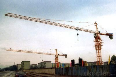 FUXIANG Tower Cranes TC6013 (Top-Slewing)