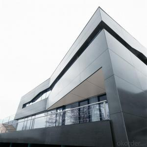 Architecture/Exterior Cladding, good weather resistance and easy installation