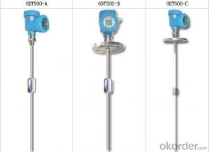 intelligent high frequency radar level transmitter/gauge