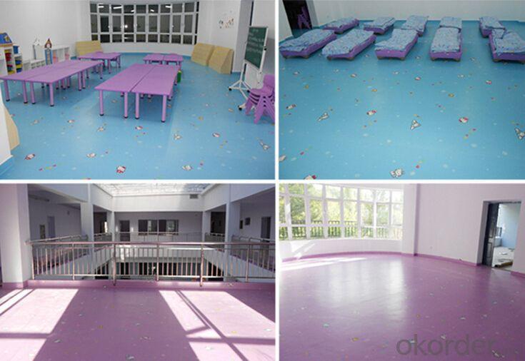 PVC flooring for children room using PVC flooring for children room using