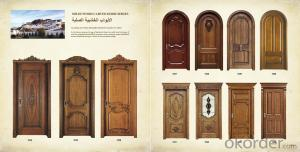 Wooden Door Manufcaturer for Interior and Hotel Village Door