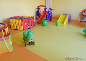 High quality best price pvc flooring for child