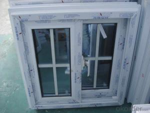 PVC  Profile and Window and Door Frame and Plastic  Frame Factory