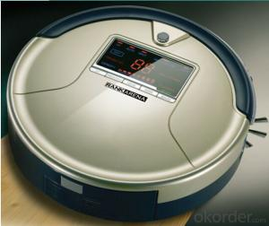 Robot Vacuum Cleaner  LED screen  intelligent cleaner