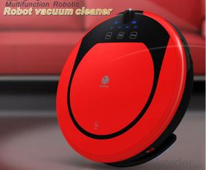 Super Low-Noise Wet and Dry Robot Vacuum Cleaner
