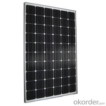 From 20W to 500W Mono-crystalline Solar Module