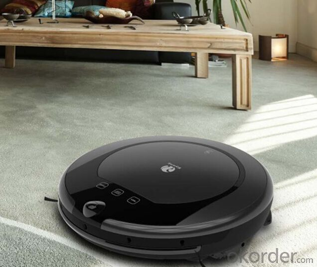 Multifunctional Automatic Intelligent Robot Vacuum Cleaner