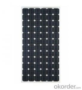From 20W to 500W ​Mono-crystalline Solar Module