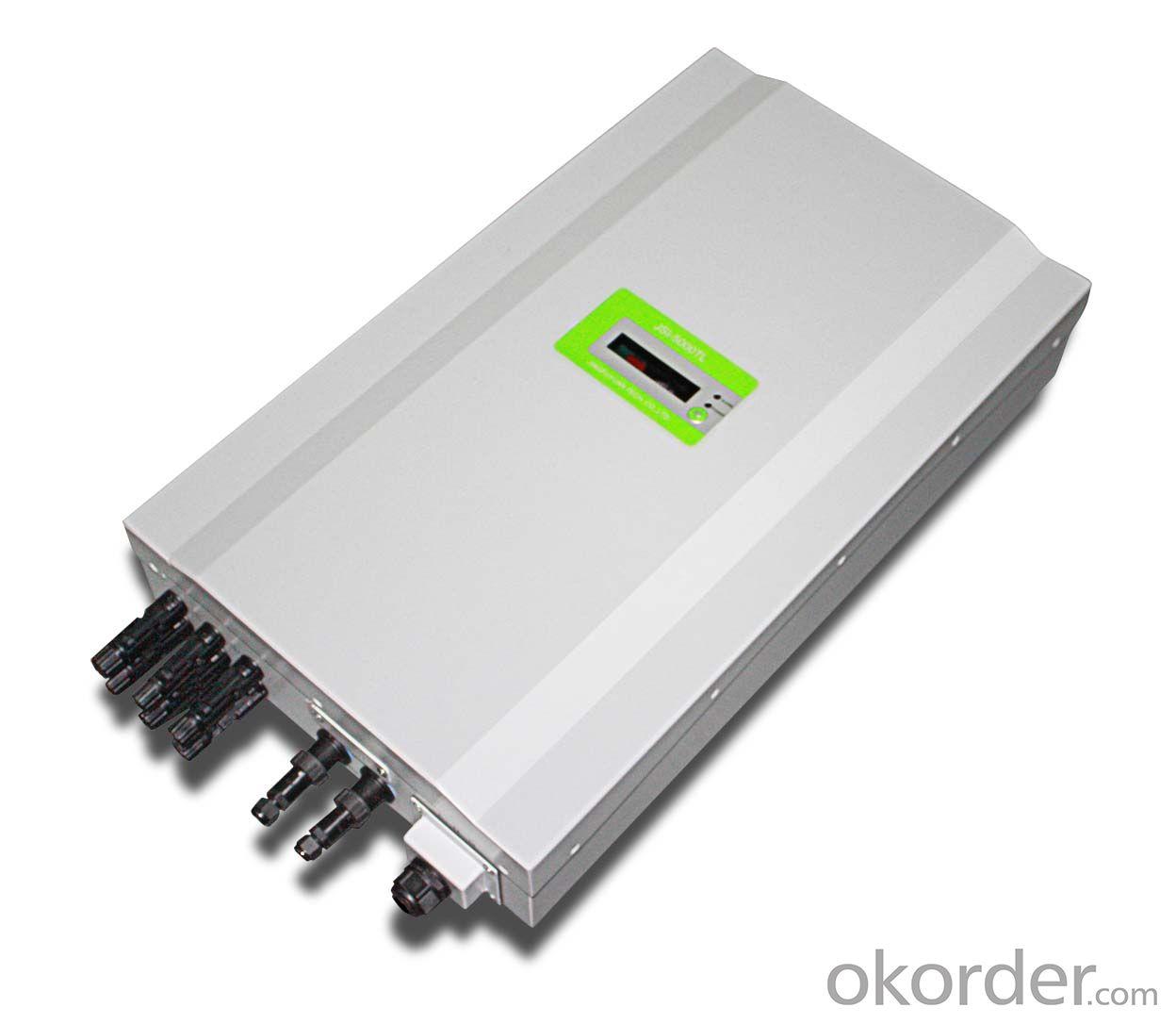 Grid Connected Inverter Model of  NB5kE