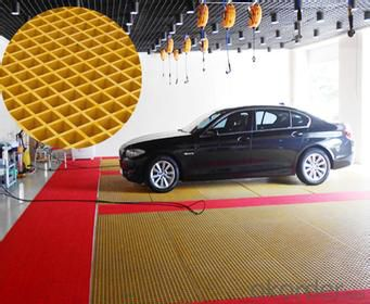 FRP Grating for Carwash Floor High Strength