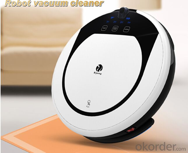 Intelligent Vacuum Cleaner with Low Noise Design