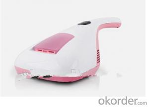 UV  mites Vacuum Bed Cleaner with vibrating pad