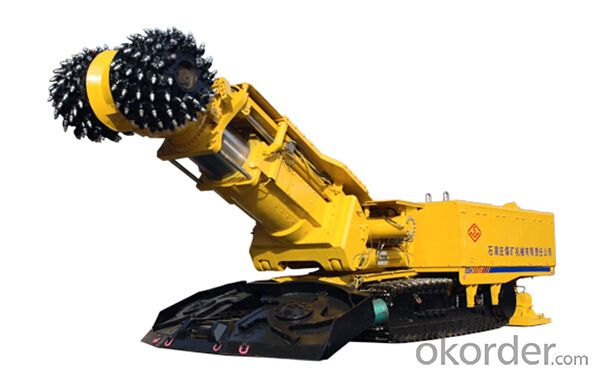 Rock Tunnel Boring Machine EBH300(A) good quality