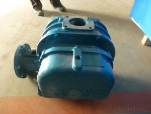 Casting and Maching Fan with SR125 Used for Maching