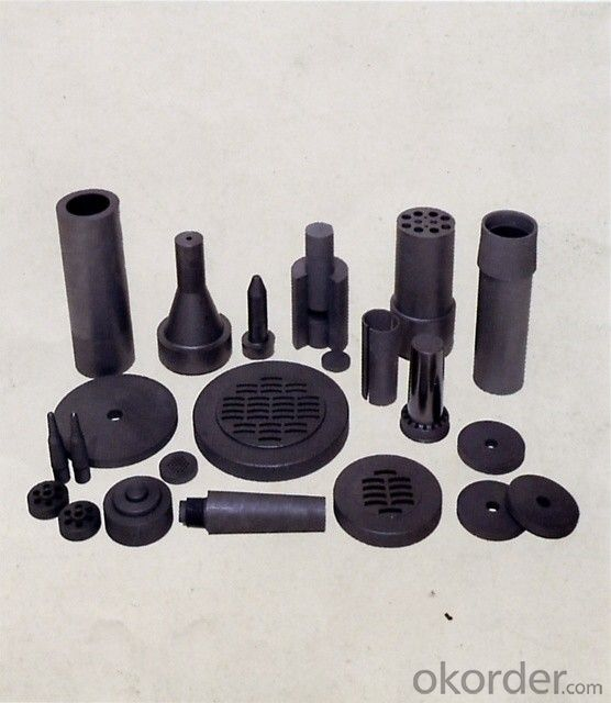 All  Kinds  of  Graphite Parts  Products