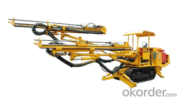 hydraulic jumbo CMJ17, CMJ27 Fully Hydraulic Jumbo