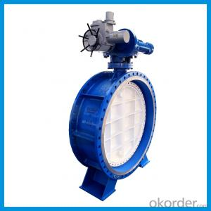 Butterfly Valve With Electric  For Water DN1800