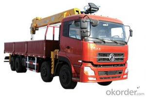 Truck-mounted Drilling Rig for construction and buliding