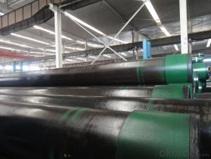 Seamless steel API petroleum well casing pipe(STC/ LTC/ BTC )