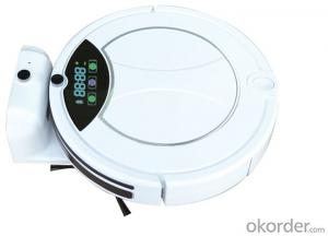 Vacuum Cleaner robot with mopping function and UV light