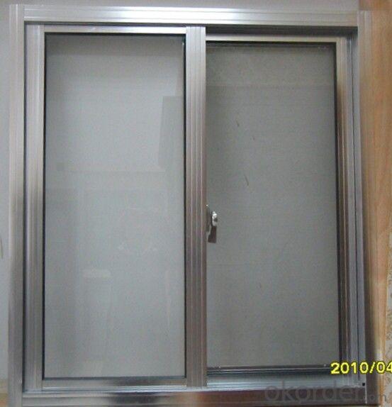 Aluminum Window and Door with Triple Pane 2015 Hot Sale