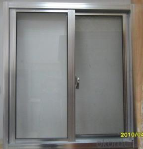 Aluminum Window and Door with Triple Pane 2015 Hot Sale