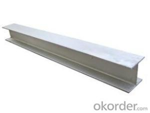 Painted or Galvanized Steel I Beam,The Largest Supplier of China
