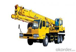 QY16C TRUCK CRANE, GOOD QUALITY AND BEST PRICE
