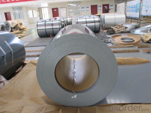 PREPAINTED STEEL COIL JIS G 3312 CGCC WITH ZINC COATING 80g/m2
