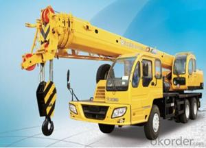 QY16B.5,TUCK CRANE, More reliable quality