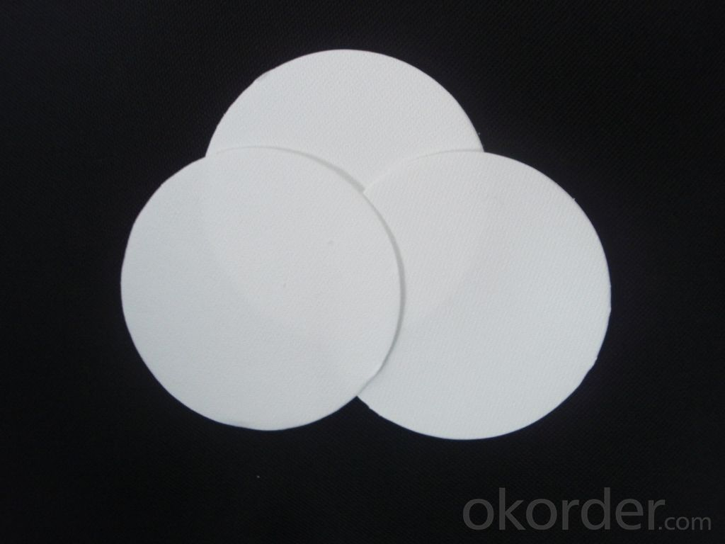 High efficiency  Glass Fiber Filter Paper  Product