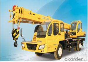 QY12B.5,TRUCK CRANE,  Optimize the stress design