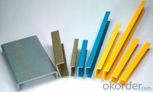 C Channel Steel (Height: 50–400mm)