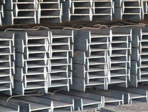 Standard Hot Rolled Steel I-Beam