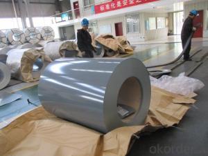 SGCC 1.0*1219mm Hot Dip Galvanized Steel Coil