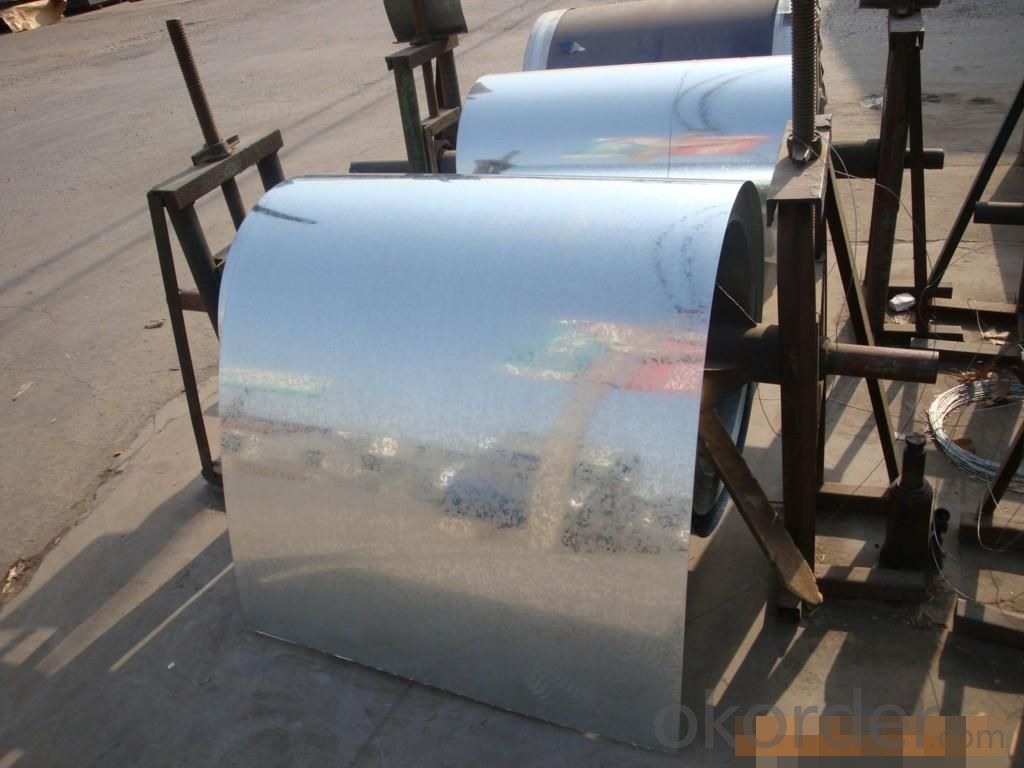 Hot Dipped Galvanized Steel Coil----the Largest Producer in China
