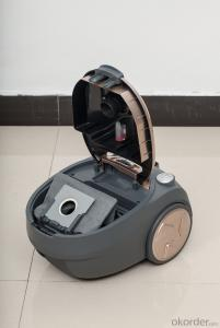 Middle size bagged canister vacuum cleaner#B05