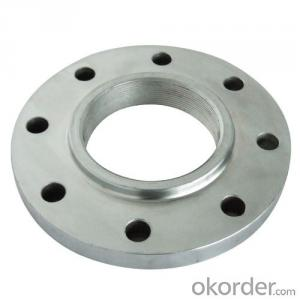 Chinese good Threaded flange