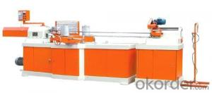 Auto Paper Core Cutting Machine with high quality