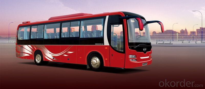 Long-Distance Coach Bus                         DD6109K63