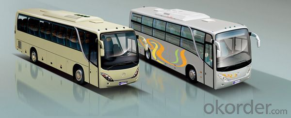 Long-Distance Coach Bus                         DD6118K