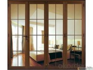 Sliding Aluminium Door with High Quality Exterior